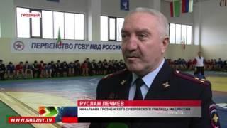 Состязания суворовцев ко Дню защитника Отечества