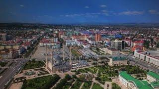 Город Грозный: от военной крепости до современного города