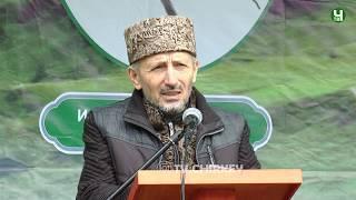 Выступление Муфтия Дагестана Ахмада Афанди в Гоцатле