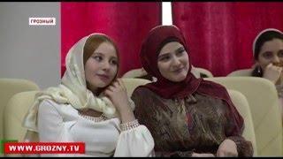 В центре образования имени Ахмата-Хаджи Кадырова прошел новогодний утренник