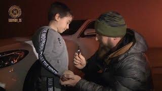 Рамзан Кадыров подарил Mercedes 5 летнему мальчику