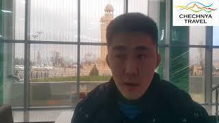 В Чечне появились якуты.