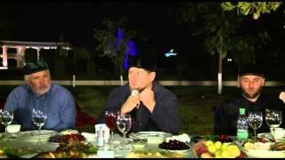 Рамзан Кадыров Пригласил на Ифтар большую группу сотрудников правоохранительных органов