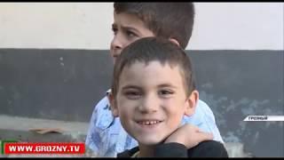 Фонд Кадырова организовал благотворительную акцию для детей ко Дню Ашура