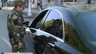Кадыров решил остановить безобразие на дорогах
