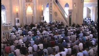 "Проповедь в мечети ""Сердце Чечни"" (на чеченском)"