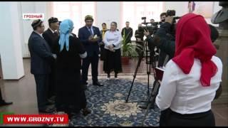Телеканал «Айгак» снимает фильм об Ахмат-Хаджи Кадырове