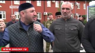 Рамзан Кадыров провел профилактическую беседу с желающими примкнуть к боевикам ИГ