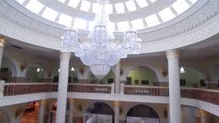Грозный,музей имени ахмата-хаджи кадырова