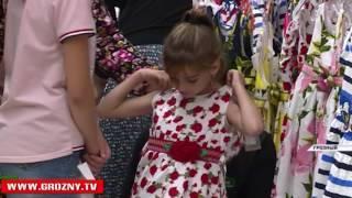 Фонд Кадырова обеспечил комплектами новой одежды детей из Шалинского района