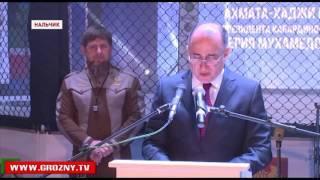 В Кабардино-Балкарии прошло открытие реконструированной улицы имени Ахмата-Хаджи Кадырова