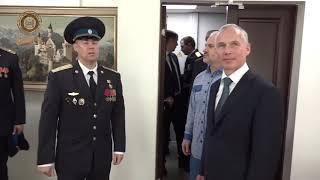 С рабочим визитом ЧР посетил заместитель директора ФСО РФ Владимир Белановский
