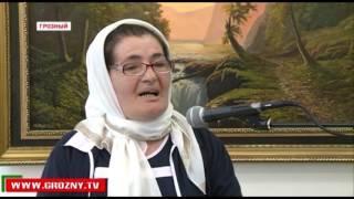 В галерее имени А.А. Кадырова открылась первая выставка картин Рустама Муцаева