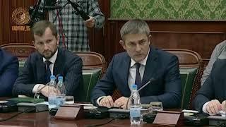Вступило в законную силу Соглашение об установлении административных границ между ЧР и РИ