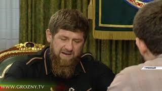 Рамзан Кадыров обсудил с мэром Грозного вопросы улучшения качества обслуживания горожан