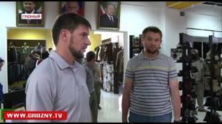 Делегация силовиков из Казахстана продолжает знакомиться с Чечней
