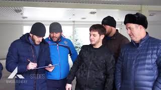 Работники Министерства Чеченской Республики по физической культуре и спорту выполнили нормы ВФСК ГТО