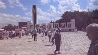Город Грозный. Экскурсия по Северному Кавказу