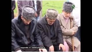 Визит Делегаций Духовенства Дагестана на Родину Ахмад-хаджи Кадырова чтобы посетить его могилу