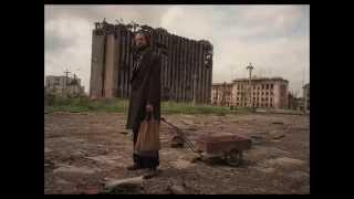 разрушенный город  ГРОЗНЫЙ 1998 г.