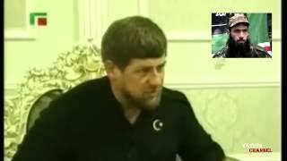 Рамзан Кадыров про  Авдорханова Ахмада
