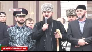 Благодаря помощи фонда Кадырова 12 молодых пар из малообеспеченных семей связали себя узами брака