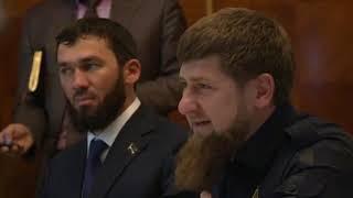 Беслан Дакаев  - Ахмат-Хаджи Кадыров сл. А. Григорьяна муз. А. Бесаева