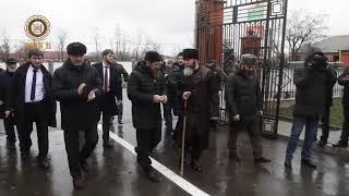"""Рамзан Кадыров торжественно открыл медресе """"Даруль-Хадис"""""""