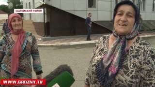 Тысячи семей в дни Рамадана получили помощь  от РОФ имени Ахмата Кадырова