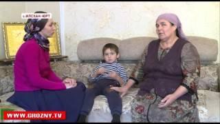 Фонд имени Кадырова дал надежду на выздоровление пятилетнему Аюбу Тепсаеву