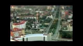 Видеоклип о Чеченской Республики - Нохчийн паччахь ролик