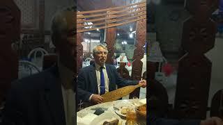 Заслуженный работник культуры республики Дагестан Асхабали Гасанов