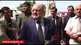 Чеченскую Республику с рабочим визитом посетили сотрудники МИД РФ и иностранные журналисты