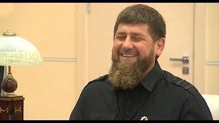 Кадыров не стал спорить с Путиным по поводу самой красивой мечети