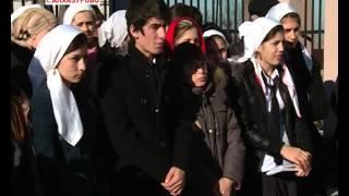 Открыта мемориальная доска памяти чеченского писателя Ахмада Сулейманова