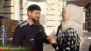 Рамзан Кадыров поздравил с окончанием месяца Рамадан родственников, друзей и близких людей