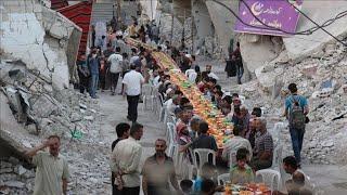 РОФ им.А.Х.Кадырова продолжает масштабную гуманитарную акцию в Сирии.