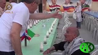 РОФ им  А Х  Кадырова проводит благотворительные акции в Сирии