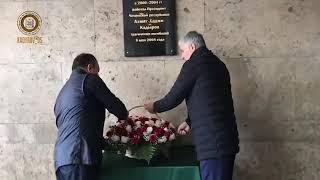 Сегодня день рождения одного из ветеранов команды Первого Президента ЧР, Ахмат-Хаджи Кадырова