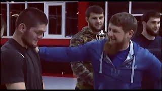 Кадыров и Хабиб