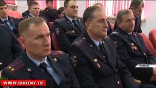 19 01 18  В Грозненском суворовском военном училище МВД России подвели итоги за 2017 год.