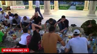 Фонд А Х  Кадырова продолжает масштабную благотворительную акцию в мечетях республики