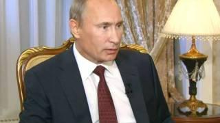 Владимир Путин. Интервью с чеченскими журналистами.