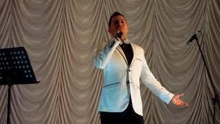 Андрей Щебуняев - Синяя вечность. Песня, с которой выступил на фестивале Орфей-2019