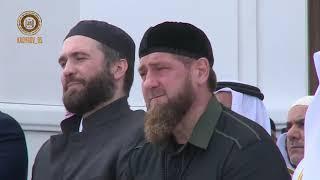 мы открыли в Чеченской Республике самую большую в Европе мечеть и седьмую школу хафизов