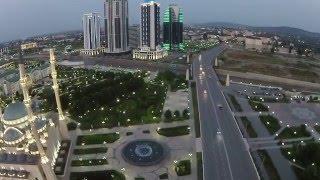Мечеть Сердце Чечни dji phantom 3