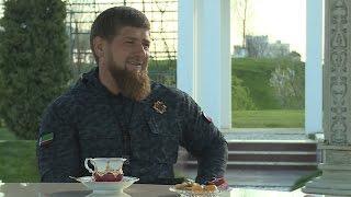 Эксклюзивное интервью. Рамзан Кадыров