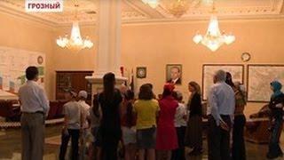 В Грозном провели День открытых дверей для детей-сирот Чечня.