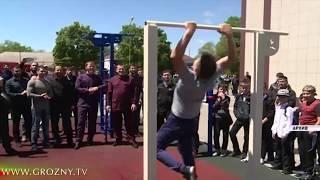 Рамзан Кадыров и Муса Ханариков обсудили перспективы развития регионального спорта