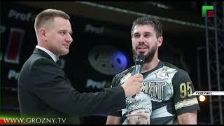 Рамзан Кадыров поздравил победителей турнира «PROF FIGHTS AKHMAT ICHIGEKI II»